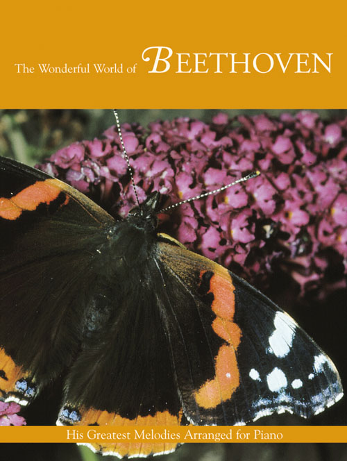Ludwig van Beethoven: Wonderful World of Beethoven: Piano: Instrumental Album