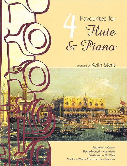 Four Favourites for Flute and Piano