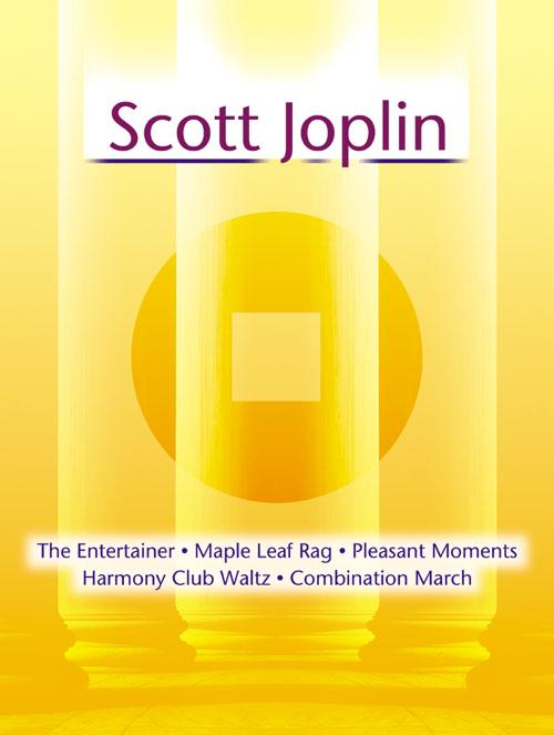 Scott Joplin: Scott Joplin Yellow: Piano: Instrumental Album
