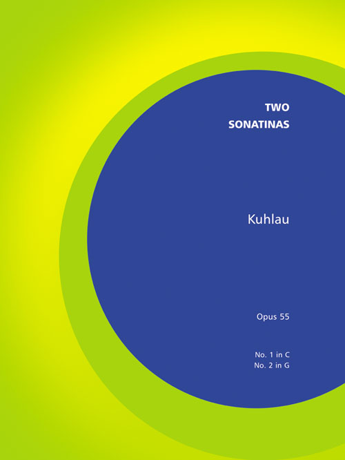 Friedrich Kuhlau: Two Sonatinas: Piano