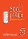 Heather Hammond: Cool Piano - Book 5: Piano: Instrumental Album