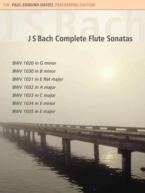 Paul Edmund-Davies: Complete Flute Sonatas: Flute: Instrumental Album