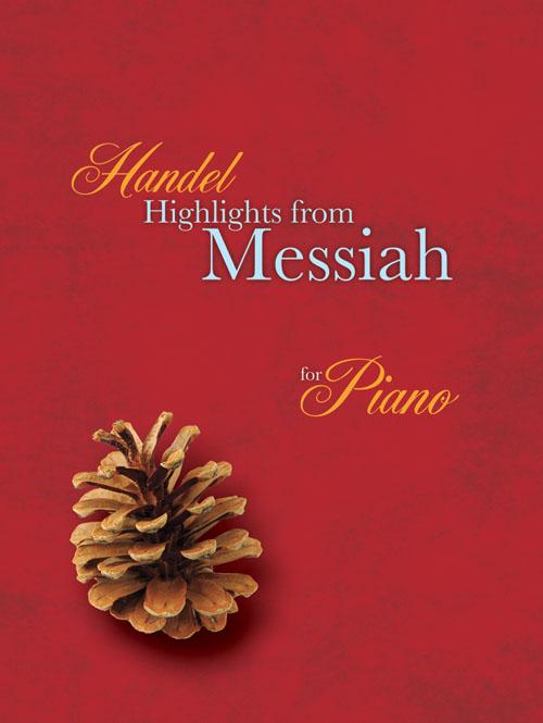 Georg Friedrich Händel: Highlights from Messiah: Piano: Instrumental Album