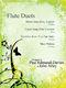 Paul Edmund-Davies John Alley: Flute Duets - Flower Duet from