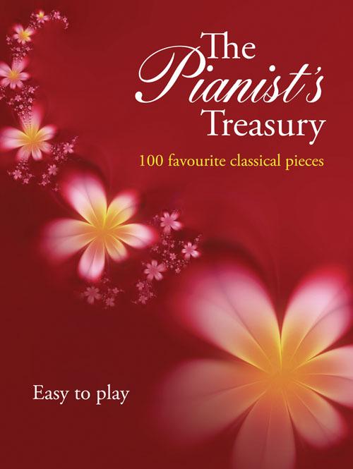The Pianist's Treasury (Easy-to-play): Piano: Instrumental Album
