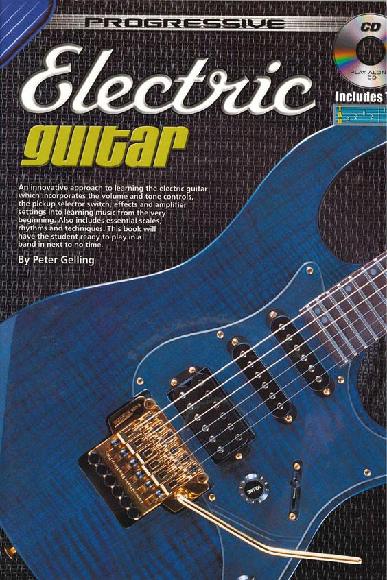 Peter Gelling: Electric Guitar: Guitar: Instrumental Tutor