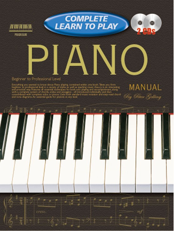 Complete Learn To Play Piano: Piano: Instrumental Tutor