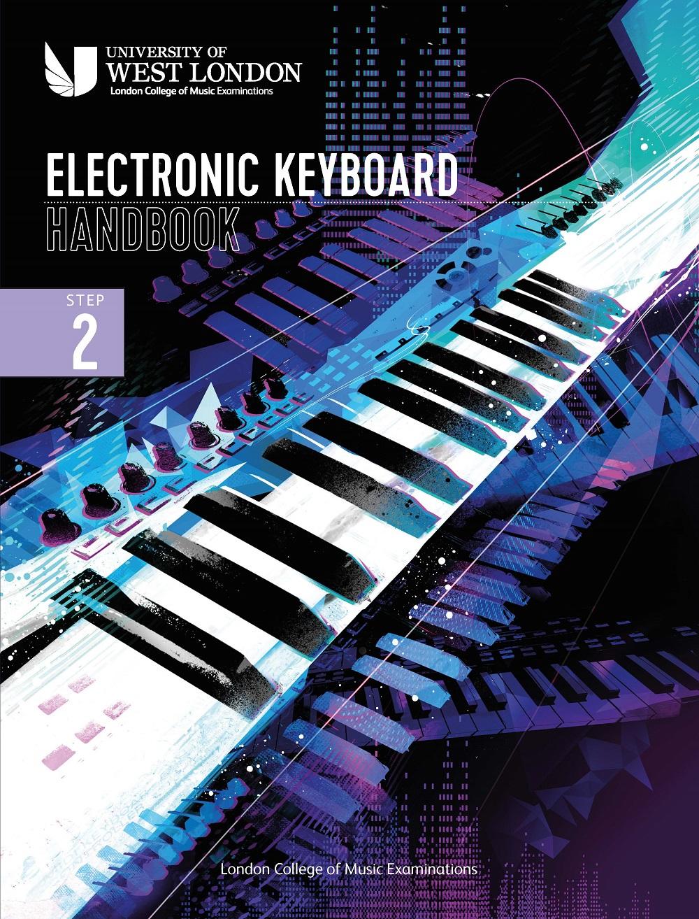 LCM Electronic Keyboard Handbook 2021: Step 2: Keyboard: Instrumental Tutor