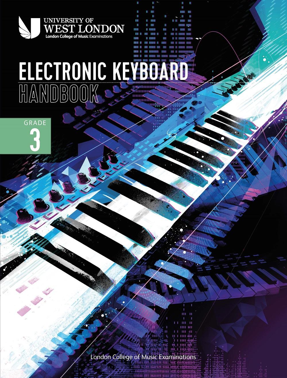 LCM Electronic Keyboard Handbook 2021 Grade 3: Keyboard: Instrumental Tutor