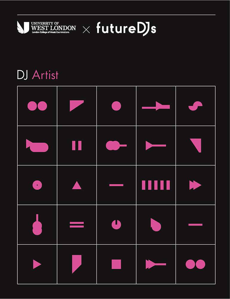 London College of Music DJ Handbook Artist - 2021: Other Variations: