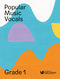 London College Of Music: Popular Music Vocals - Grade 1. Sheet Music for Voice