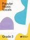 LCM Popular Music Vocals - Grade 3: Vocal: Vocal Tutor