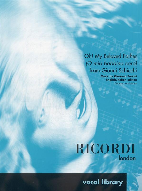 Giacomo Puccini: O Mio Babbino Caro: Opera: Vocal Work