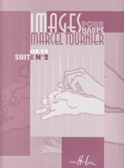 Marcel Tournier: Images : Suite n°2: Harp