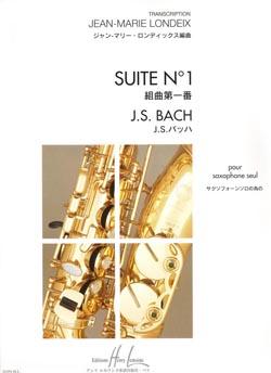 Johann Sebastian Bach: Suite No.1: Saxophone: Instrumental Work