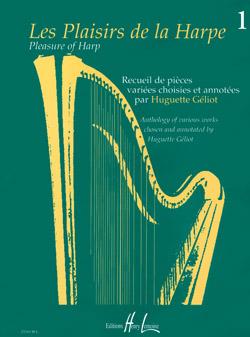 Huguette Geliot: Les Plaisirs de la harpe Vol.1: Harp: Instrumental Album