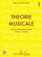 Sophie Jouve-Ganvert: Theorie Musicale Vol 1: Instrumental Tutor