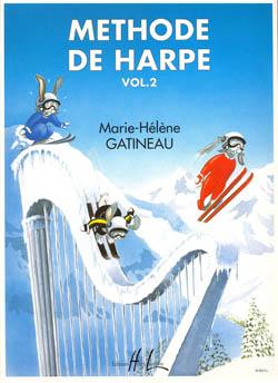 Marie-Hélène Gatineau: Méthode de harpe Vol.2: Harp