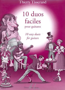 Tisserand: Duos Faciles(10): Guitar