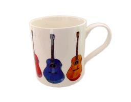 Fine China Mug - Allegro - Acoustic Guitar: Mug