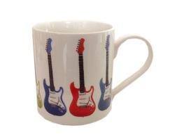 Fine China Mug - Allegro - Electric Guitar: Mug