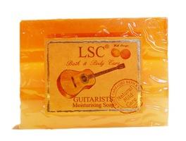 Orange Soap: Acoustic Guitarist (Orange)