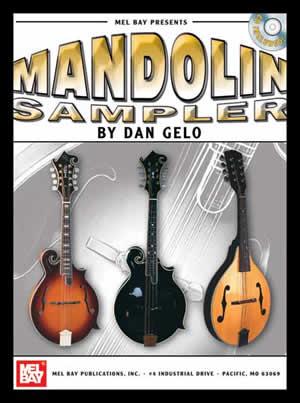 Gelo: Mandolin Sampler Book/Cd Set: Mandolin: Instrumental Album