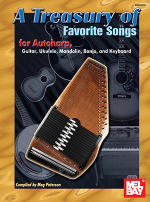 Meg Peterson: Treasury Of Favorite Songs For Autoharp  A: Autoharp: Mixed