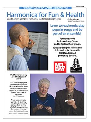 David Barrett: Harmonica For Fun & Health: Harmonica