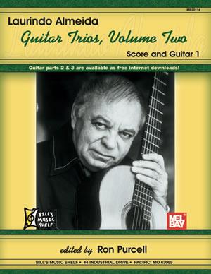 Laurindo Almeida Guitar Trios  Volume 2: Guitar: Instrumental Work
