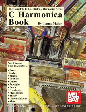 Major: Complete 10-Hole Diatonic Harmonica Series: Harmonica: Instrumental Tutor