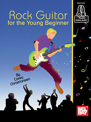 Corey Christiansen: Rock Guitar For The Young Beginner: Guitar: Instrumental