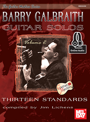 Barry Galbraith: Guitar Solos - Volume 2: Guitar: Instrumental Album