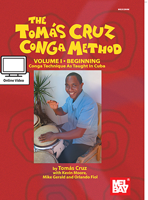 Tomas Cruz: Cruz  Tomas Conga Method Volume 1 - Beginning: Congas: Instrumental