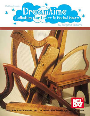 Sarajane Williams: Dreamtime: Lullabies For Lever And Pedal Harp: Harp: