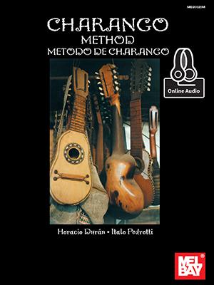 Horacio Duran Italo Pedrotti: Charango Method: Banjo: Instrumental Tutor