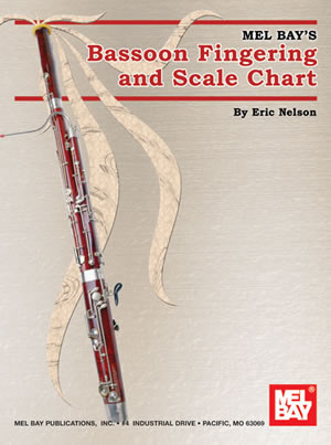 Eric Nelson: Bassoon Fingering Chart: Bassoon: Reference