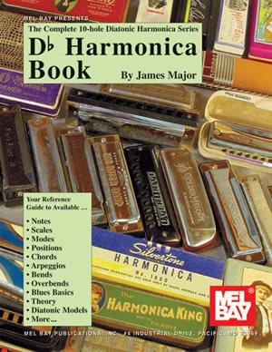 Db Harmonica Book (Complete 10-Hole Diatonic Harmonica)