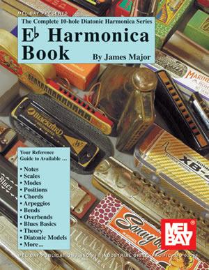 Major: Complete 10-Hole Diatonic Harmonica Srs: Eb: Harmonica: Instrumental