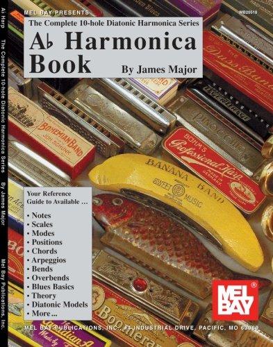 Major: Harmonica Book (As): Harmonica: Instrumental Tutor