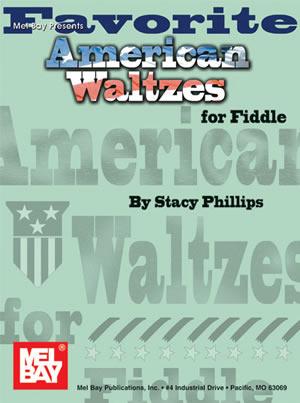 Phillips: Favorite American Waltzes: Violin: Instrumental Album