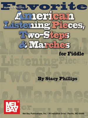 Favorite American Listening Pieces: Violin: Instrumental Album