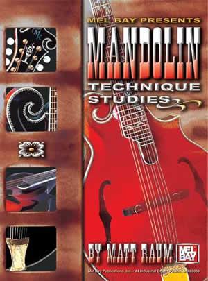 Raum: Mandolin Technique Studies: Mandolin: Study