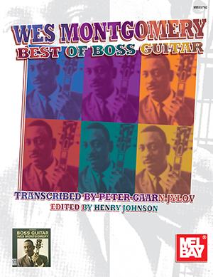 Wes Montgomery: Montgomery  Wes - Best Of Boss Guitar: Guitar TAB: Instrumental