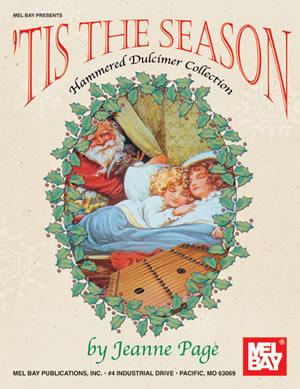 Jeanne Page: Tis The Season: Hammered Dulcimer Collection: Dulcimer: