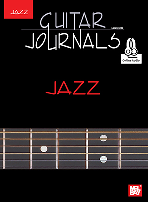 Corey Christiansen: Guitar Journals - Jazz: Guitar: Instrumental Tutor