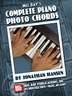Jonathan Hansen: Complete Piano Photo Chords: Instrumental Work