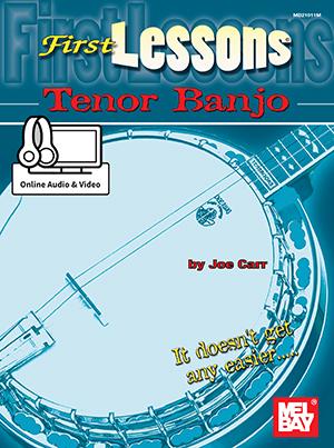 Joe Carr: First Lessons Tenor Banjo: Banjo: Instrumental Tutor