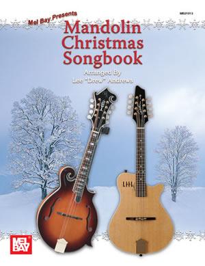Mandolin Christmas Songbook: Mandolin: Mixed Songbook