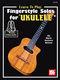Mark Kailana Nelson: Learn To Play Fingerstyle Solos For Ukulele Book: Ukulele: